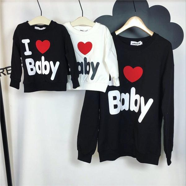 2017 clothing suave camisa de algodão mãe correspondência correspondência da família pai mãe filha roupas família olhar estilo tão