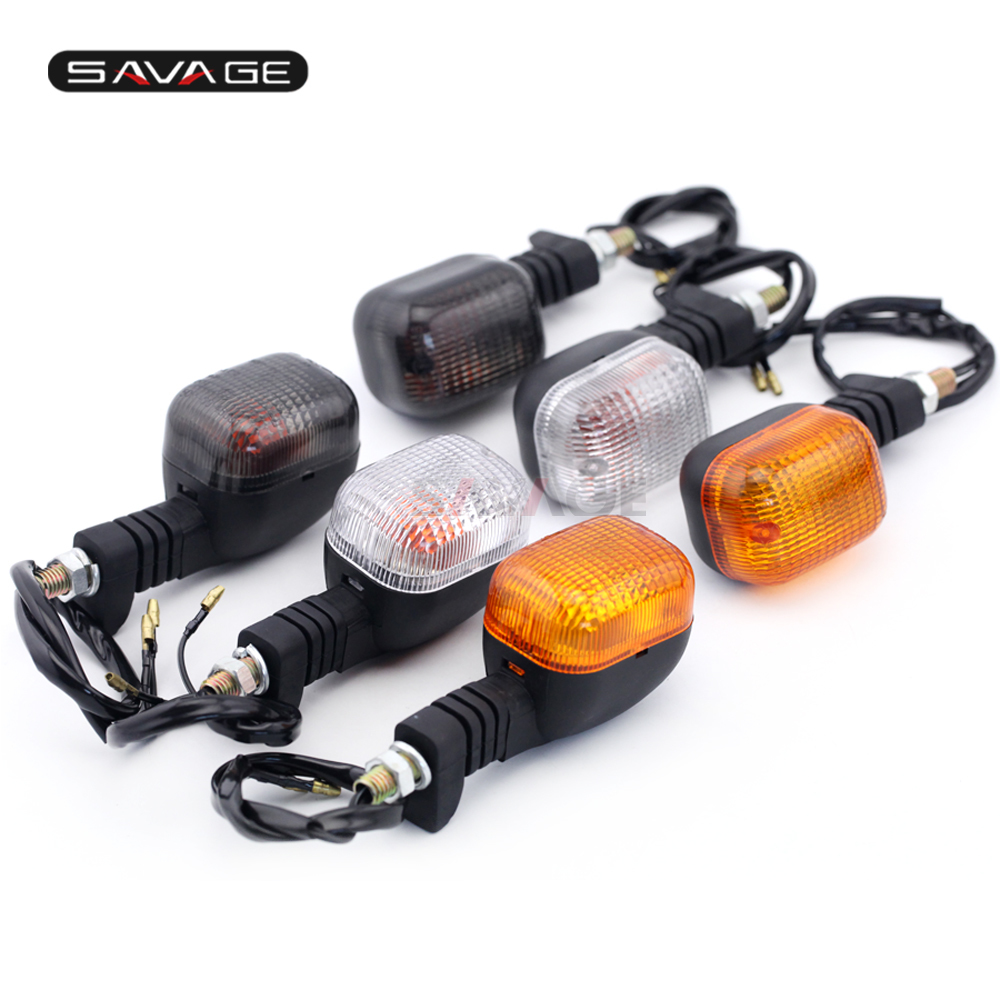 Turn Signal Indicator Light For SUZUKI DL 1000 V-strom 2002-2006 03 04 05 Motorcycle Accessories Front/Rear Blinker Lamp