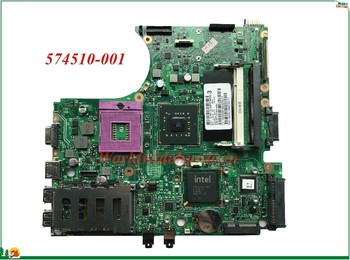 Alta calidad MB 574510-001 para HP Probook 4510 S 4410 S 4710 placa base de computadora portátil mPGA478MN GM45 integrado DDR2 100% probado