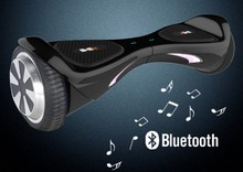 new design 2 wheels hoverboard 10 inch iscooter 20km distancce with super quiet motor and insulate tire HD bluetooth music and n