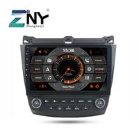 10.1 IPS Android 9.0 Car Stereo GPS For Honda Accord 7 2003 2004 2005 2006 2007 +Optional DSP/Carplay/DAB+/64GB ROM/Parrot BT