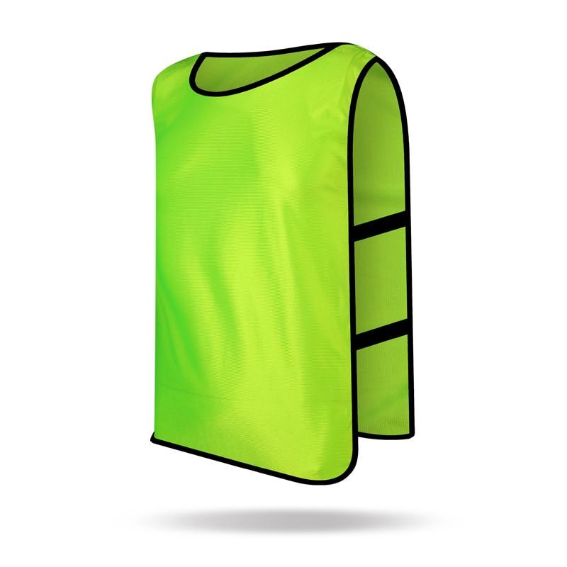 Unisex Adult Kids Sports Soccer Football Rugby Team Training Waistcoat Vest