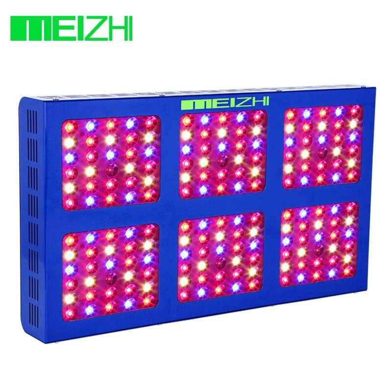 MEIZHI Sistemas cob Refletor LED 900 W Cresce A Luz Hidroponia espectro completo interior planta que cresce a luz para Estufa Agricultur
