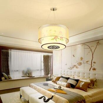 Lampes suspendues chinoises salon restaurant double pont teahouse bar villa lampes suspendues de haute qualité