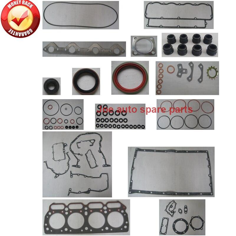 4D105 4D105-1 4D105-3 kit de jeu de joints moteur complet pour Komatsu4D105 4D105-1 4D105-3 kit de jeu de joints moteur complet pour Komatsu