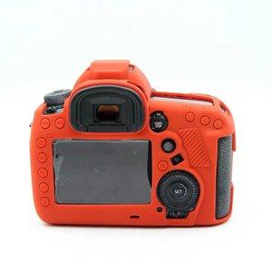 Image 5 - 캐논 EOS 5D4 5D 마크 iv에 대 한 좋은 부드러운 실리콘 고무 카메라 가방 캐논 5D 4 렌즈 펜에 대 한 보호 카메라 바디 커버 케이스 피부