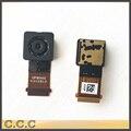 13P1BS402 Original no roxo tonalidade rosa voltar camera cabo flex para htc one m7 801e 802 t 802d 802 w câmera grande módulo