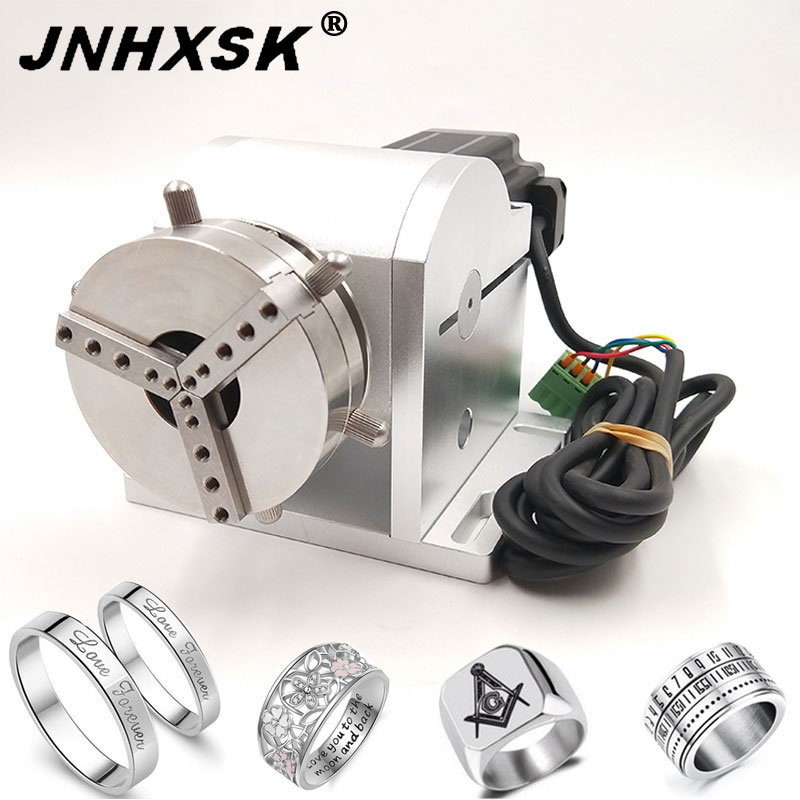 Fiber Laser Making Machine Rotary Axis For Ring Co2 Laser Making Machine Rotary Axis For Ring