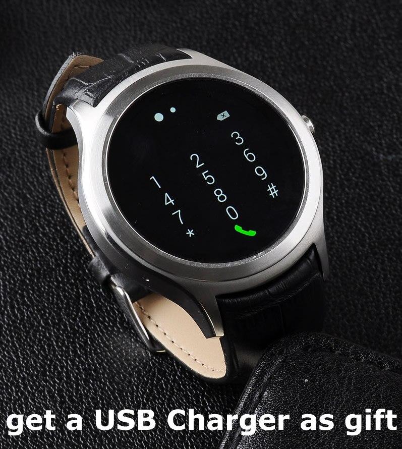X1 Smart watch Phone K18MINI Android 4.4 MTK 6572 Dual core 1.3 inch 512MB+4GB Heart Rate GSM+WCDMA Nano SIM BT 4.0 GPS WIFI цена и фото