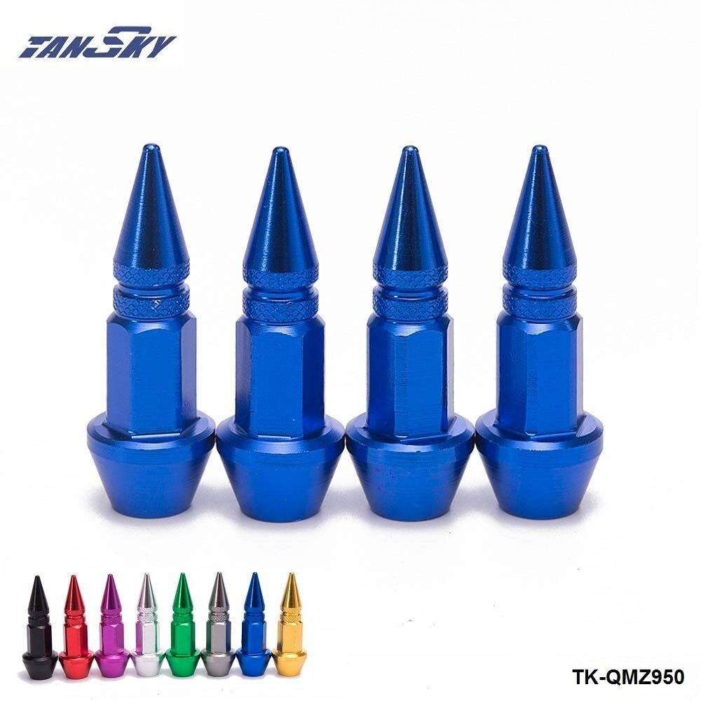 Japón racing 45mm cerrado acero Lug NUTS m12 x 1.25 tuercas de rueda neochrom