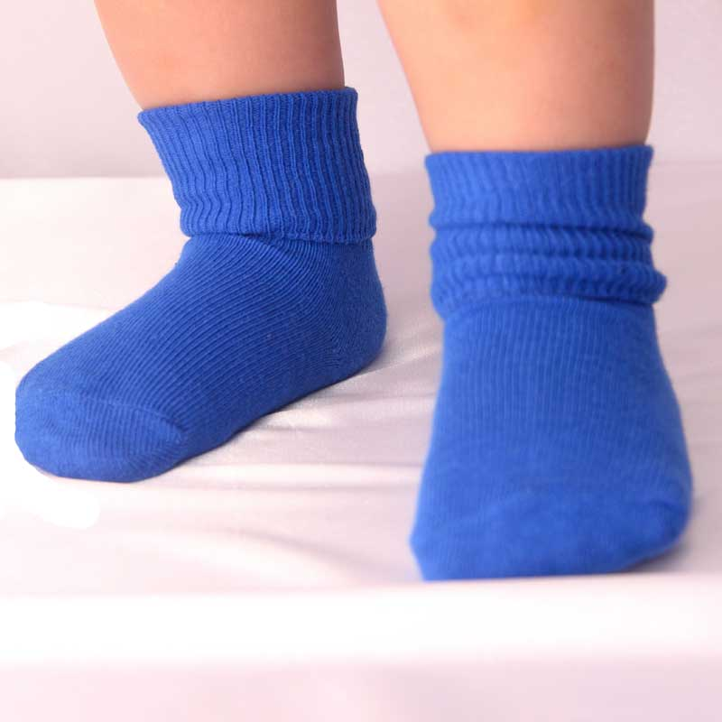 4 जोड़े / बहुत 0-24 बच्चे नवजात शिशु मोजे, आरामदायक बच्चे मोजे 11 रंग कपास बच्चे जिंदा सामान बच्चे मोजे