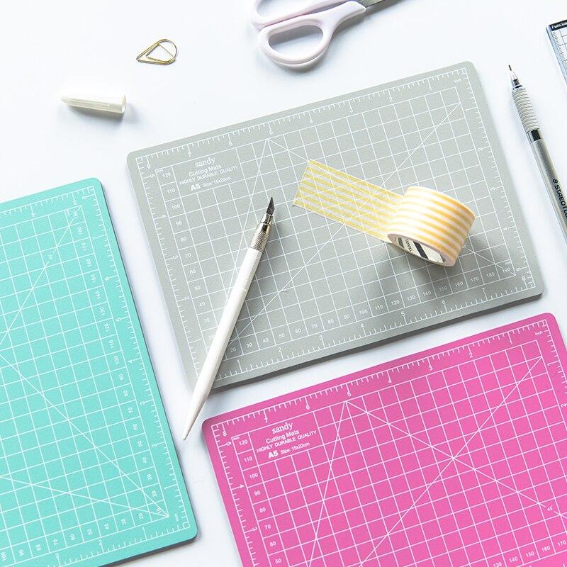 Aliexpress Com Buy A5 Pvc Self Healing Cutting Mat