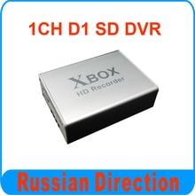 Home Security Mini CCTV DVR 1 Channel Video Recorder