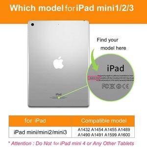 Image 5 - Mode Armor Case Voor Ipad Mini 1 2 3 Kind Veilig Heavy Duty Silicone Hard Cover Voor Ipad Mini 1 2 3 7.9 Inch tablet Case + Film + Pen