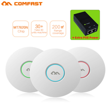 COMFAST CF-E320N 300 mbps Decken Wireless AP 802.11b/g/n ATHEROS MTK7620 Innen wifi router AP & WIFI Access Point Hinzufügen 48 V POE