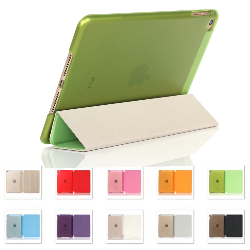 Luxury Case for iPad Mini 3 2 1 Ultra Slim Smart Trifold Stand PU Leather Cover for iPad Mini1 2 3 Tablet Case Universal Version universal pu leather case for 9 7 inch 10 inch 10 1 inch tablet pc stand cover for ipad 2 3 4 air 2 for samsung lenovo tablets