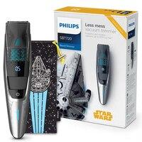 Philips Star Wars специальное издание вакуумный триммер для бороды SBT720/15 с полными металлические лезвия 0,5 мм точные настройки легко использовать
