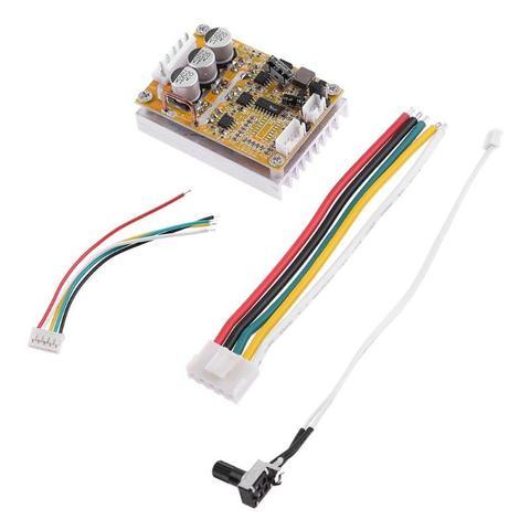 controlador do motor brushless sensorless motor brushless sem hall motorista
