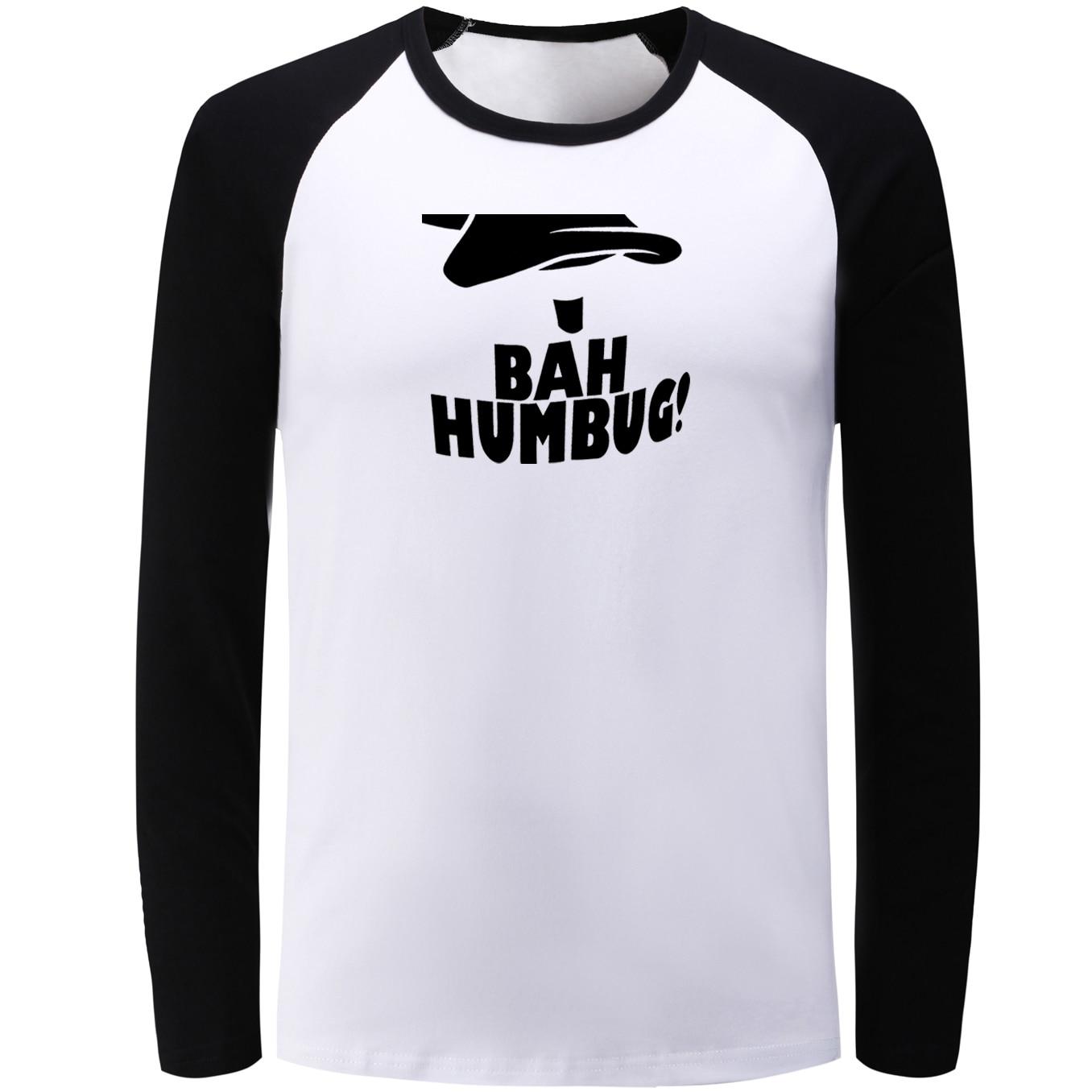Idzn синий черный реглан футболка с длинными рукавами Бах Вздор графический модная футболка Для мужчин Для женщин Фитнес хлопок Костюмы для м...