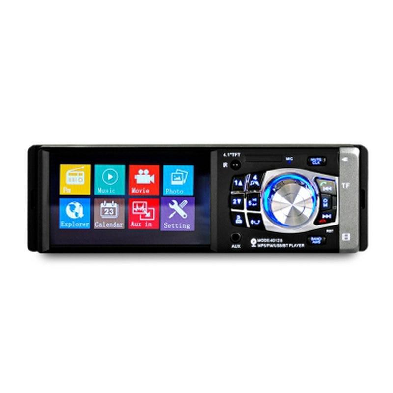 OllyMurs 4012B 4 1 inch Car MP5 Vehicle mounted Radio Multimedia Player Audio Video Rear Camera