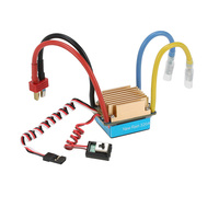 Waterproof 320A Brushed ESC Electronic Speed Controller With 5V 3A BEC T Plug For 1 10