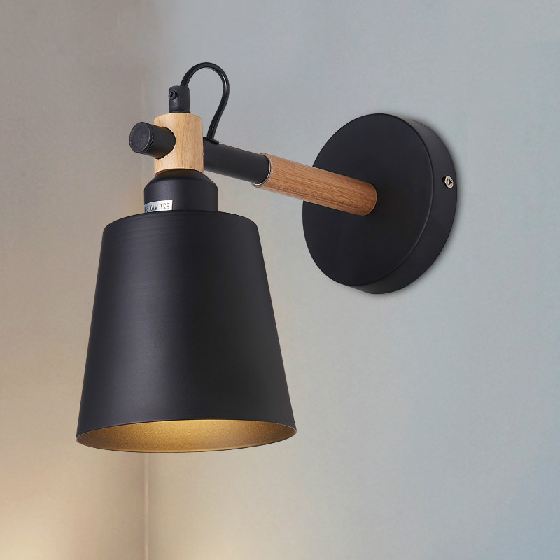 Nordic Wall Light  Modern Wall Lamps Loft LED 90-260V Lamps Luminaria Light Fixturesfor Home Lighting LED Light Up Home Decor
