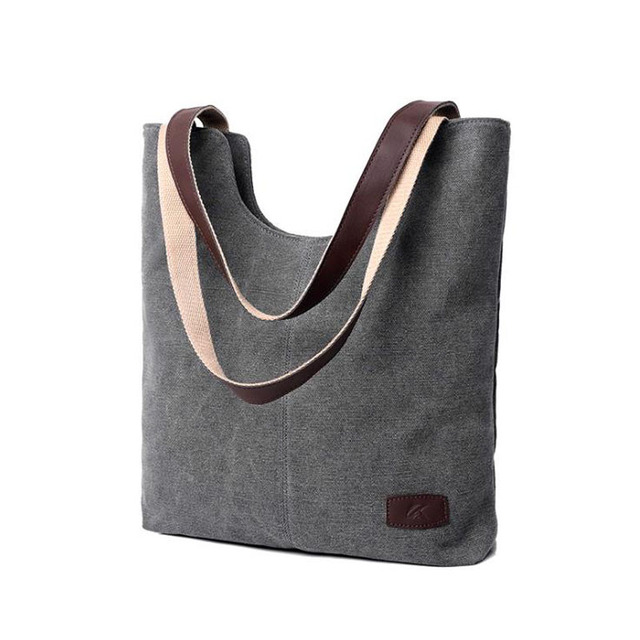 Women's handbags shoulder handbag high quality canvas shoulder bag for women Tote Bags handbags