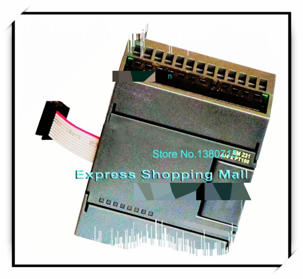 New Original 4 thermal resistance input Temperature module 16bit EM231-RTD4 compatible with s7-200 replace 6ES7231-7PC22-0XA0 6es7231 7pd22 0xa0 6es7 231 7pd22 0xa0 compatible simatic s7 200 plc module fast shipping