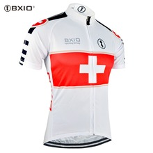 BXIO Men's Pro Cycling Jersey Bicycle Short Bike Cycle Wear Sports Sleeve Shirt Ropa Ciclismo Cycling Clothing BX-0209W001-J
