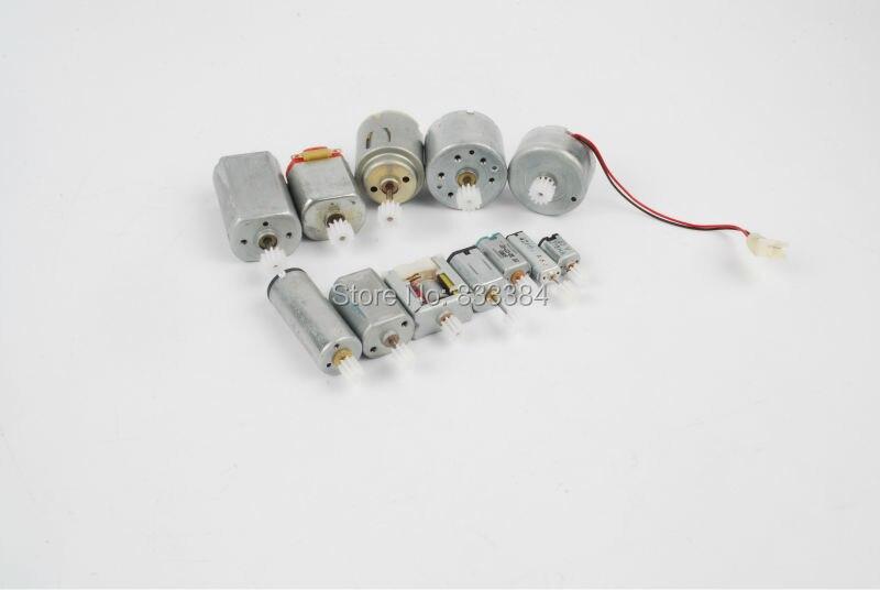 ⊱<b>12</b> видов Двигатель передач pack diy модель части Micro DC ...