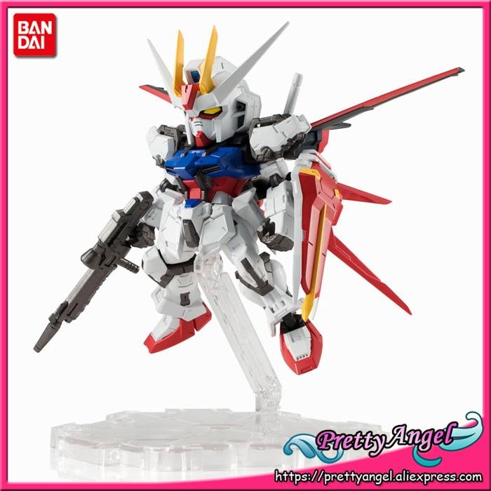 PrettyAngel - Genuine Bandai Tamashii Nations NXEDGE STYLE Aile Strike Gundam Action Figure gundam seed destiny original bandai tamashii nations nxedge style nx 0003 action figure destiny gundam