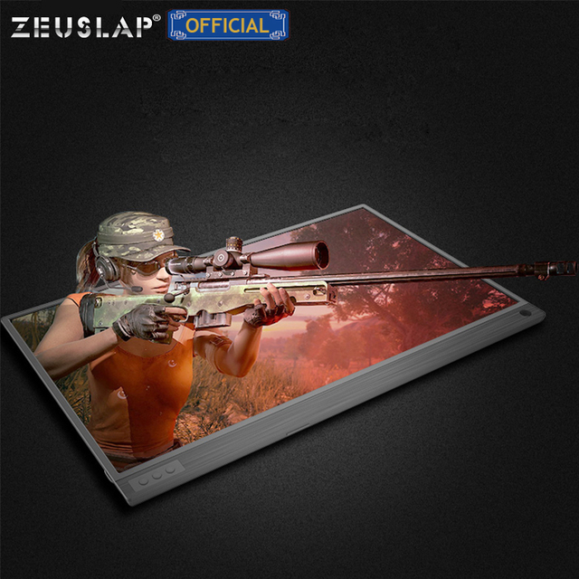 slim 15.6inch portable movie screen for laptop,mobile phone,xbox one,switch,gaming portable monitor pc