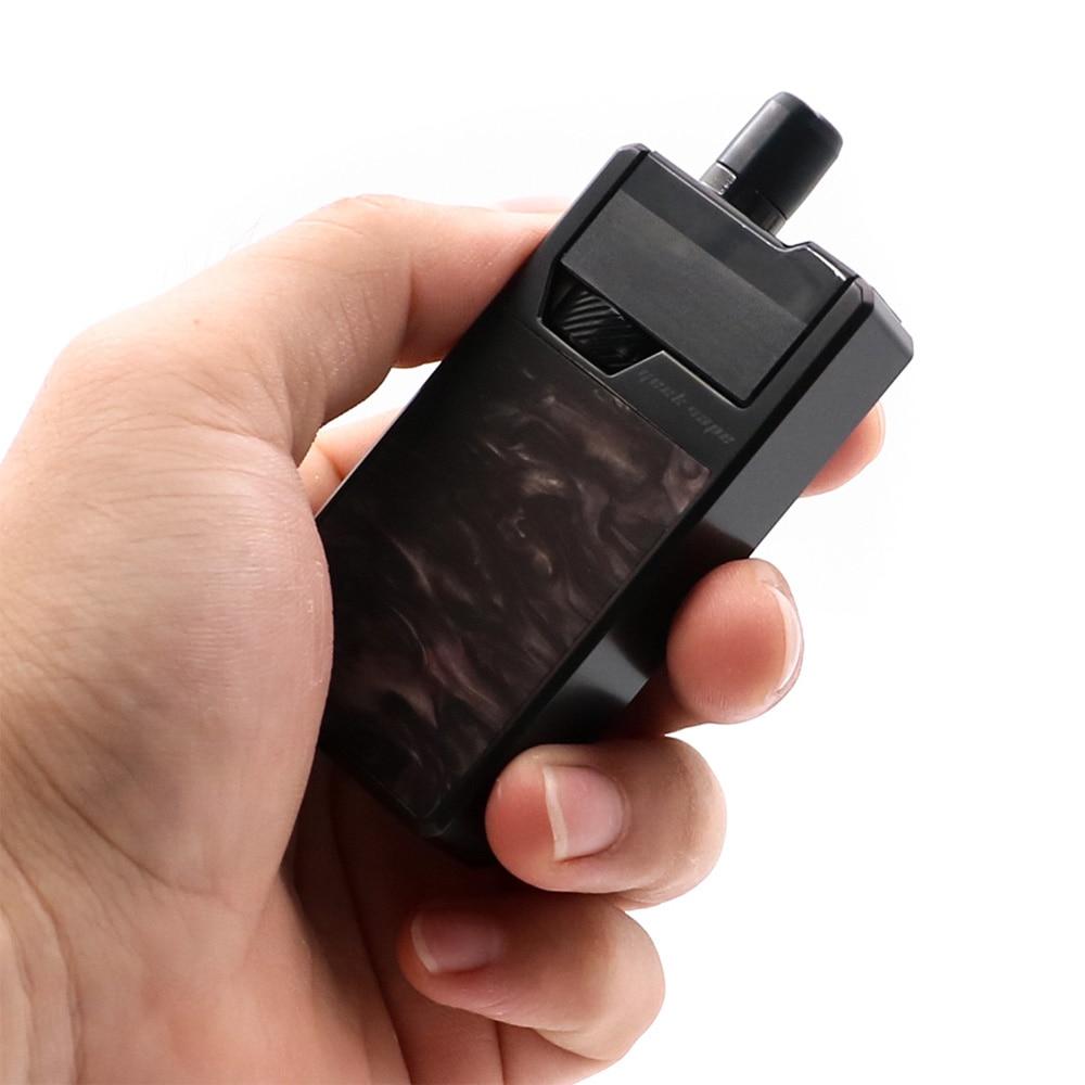 Cadeau gratuit GeekVape Frenzy Kit 2ml cartouche & 950mAh Vape Pod fit frénésie SS316Lm bobine électronique Cigarette Vape Kits vs Orion DNA - 6