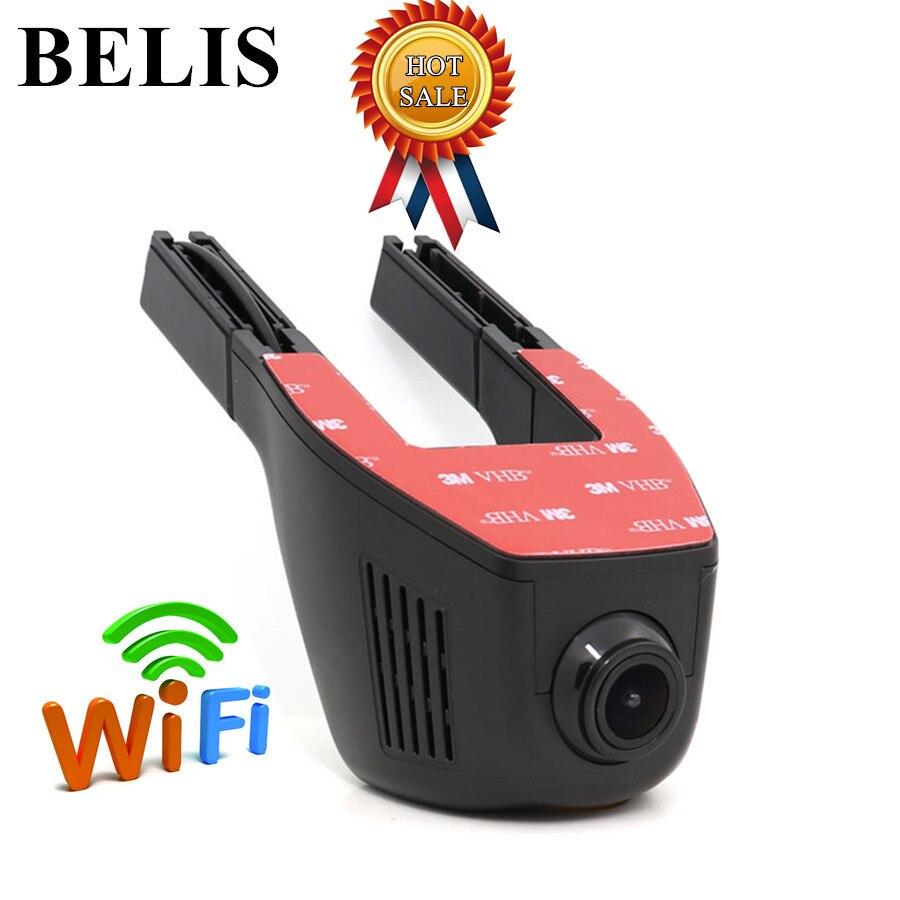 2018 1080P Hot Selling China DVR Hidden Universal Wifi Car DVR Video Recorder Dash Cam Black Box