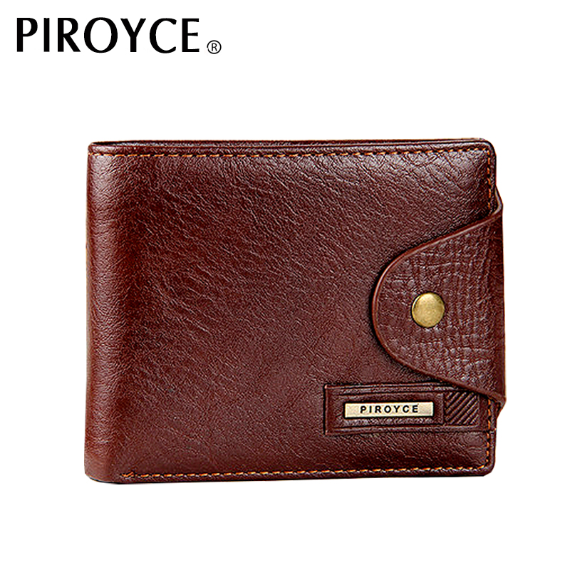 Leather wallet with coin pocket photo window men wallets quality guarantee zipper money bag hasp purse men small clutch wallet