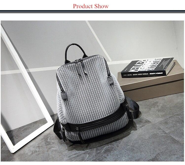HTB1jhgStNSYBuNjSsphq6zGvVXai QINRANGUIO Nylon Backpack Women 2019 Fashion Women Backpack Large Capacity School Bags for Teenage Girls School Backpack Travel