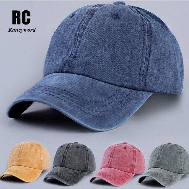 3a269edf8b4c9  Rancyword  mujeres nueva carta bordado sombrero de vaquero gorra de béisbol  SnapBack sombreros para