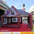 Free shipping Hot sale bachelorette party irish inflatable pub booth tent for toy tent
