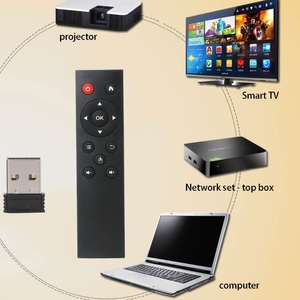Image 3 - Universele 2.4G Draadloze Air Mouse Keyboard Afstandsbediening Voor Pc Android Tv Box