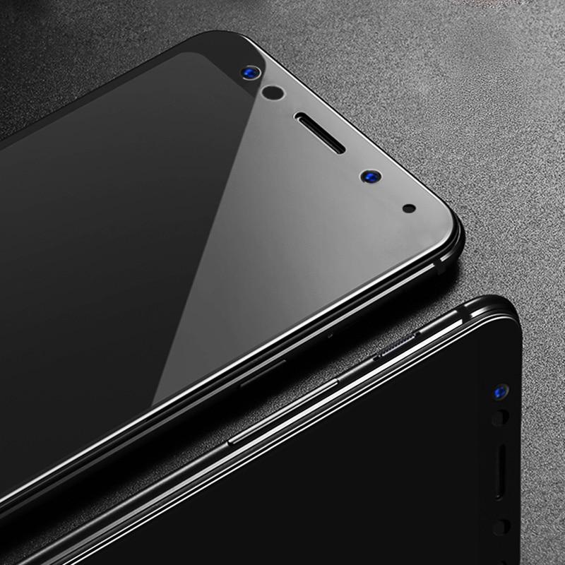 Image 2 - 5D полное покрытие из закаленного стекла для Xiao mi Pocophone F1 mi A2 Lite 8 SE Red mi Note 5 Pro Note5 Индия Global 5 Plus защита экрана-in Защитные стёкла и плёнки from Мобильные телефоны и телекоммуникации on AliExpress
