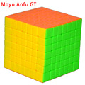 2016 New Hot Toys Brand Moyu Cubic Aofu GT 7-layer7*7*7 Cube Profissional Magic Cube Learning Educational Toy  AofuGT 7x7x7 Cube