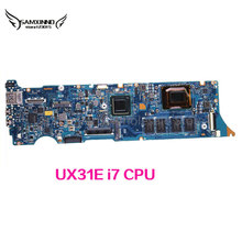 FOR ASUS Laptop motherboard UX31E i7 CPU 60-N8NMB4C02 90R-N8NMB4C00Y 100% tested and working