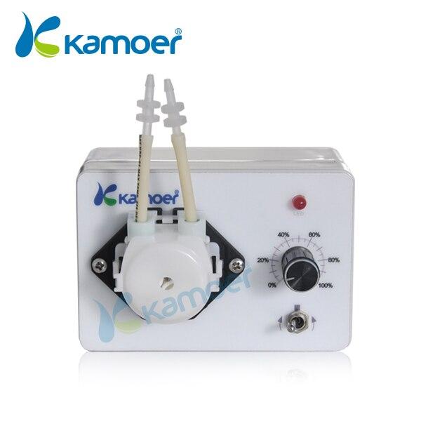 Kamoer 24Vsmall peristaltic pump mini water pump liquid filling machine цена и фото