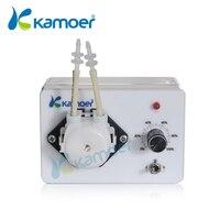 Kamoer Small Peristaltic Pump Mini Water Pump Liquid Filling Machine