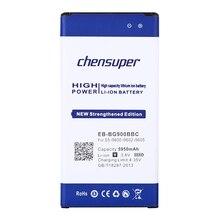 Chensuper 5950 мАч EB-BG900BBC литий-ионный Сотовый телефон Батарея для Samsung Galaxy S5 I9600 g910L/910 S/910 К/G9006V/G9008V /G9009D/G900