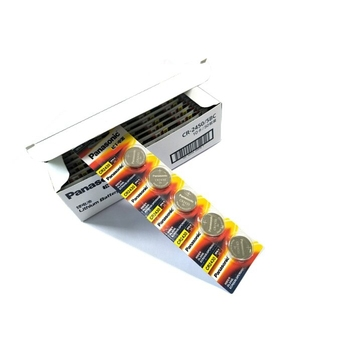 1000pcs/lot New Original Battery For Panasonic CR2430 3V Lithium Cell Batteries Watch/Toys Remote Control DL2430 BR2430 KL2430