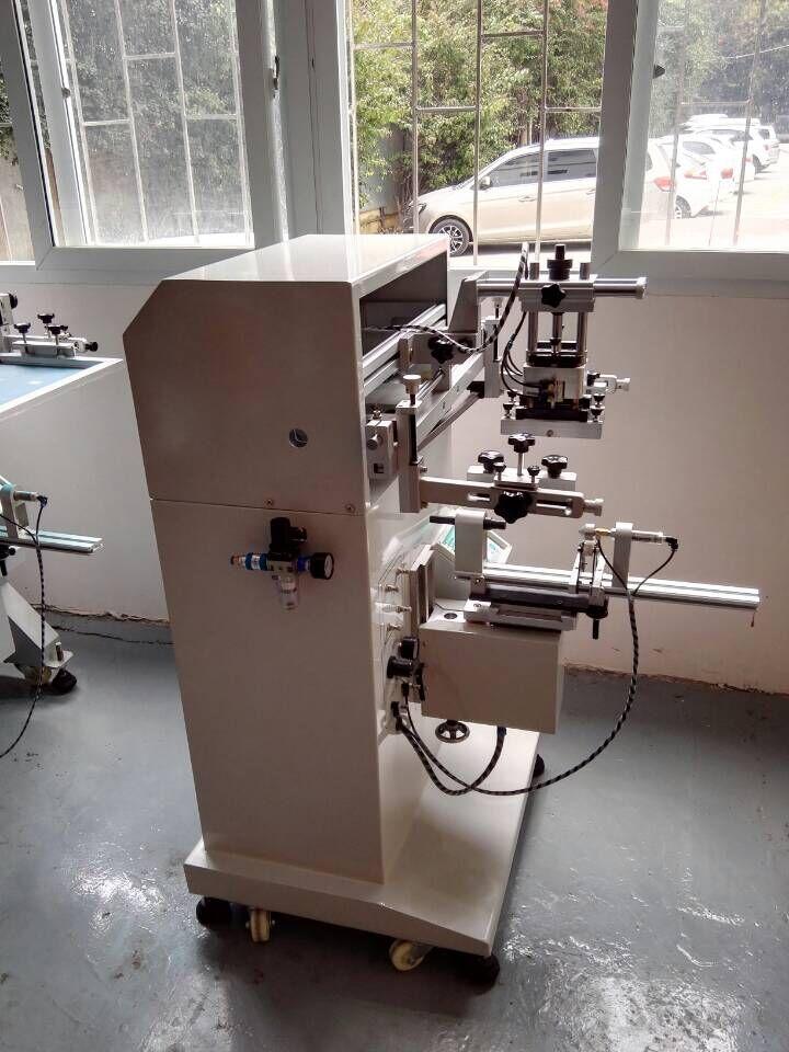 avtomatski sitotisk na plastične steklenice, stroj za sitotisk s - Pisarniška elektronika - Fotografija 2