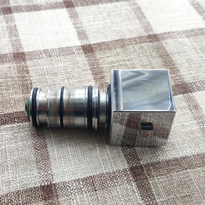 Livraison gratuite haute qualité en laiton thermostatique mélangeur cartouche, thermostatique mélangeur vanne, capteur de température, YT-5143-B