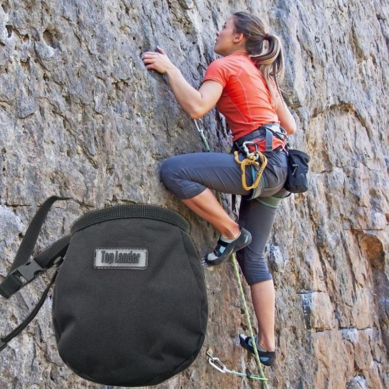 Kugla za uspinjanje od gipsa s pojasom i zatvaračem za džep za - Kampiranje i planinarenje - Foto 4