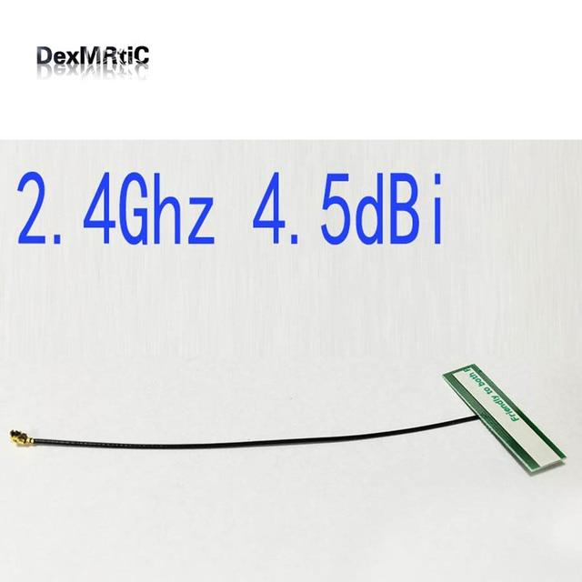 1 pc 2.4 ghz 4.5dbi פנימי אנטנת IPEX OMNI wifi אווירי עבור IEEE802.11b/g/n WLAN מערכת Bluetooth #2 antena wifi נתב